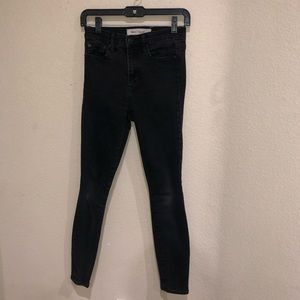 Black GAP Jeans